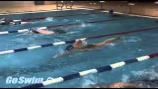 Видео по плаванию. Кролем. Положения головы(Источник видео сайт http://swim.i-yoki.com., 2011-01-15T18:53:46.000Z)