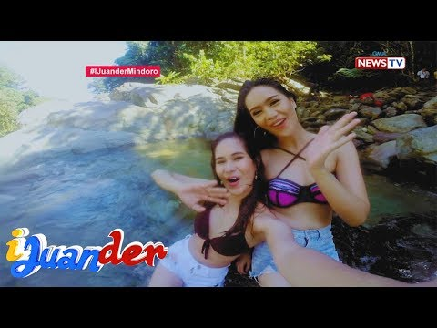 iJuander: Waterfall hopping sa Puerto Galera!