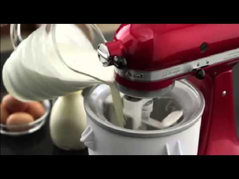 Почему стоит выбрать кухонную машину KitchenAid 5KCF0104ECA - YouTube