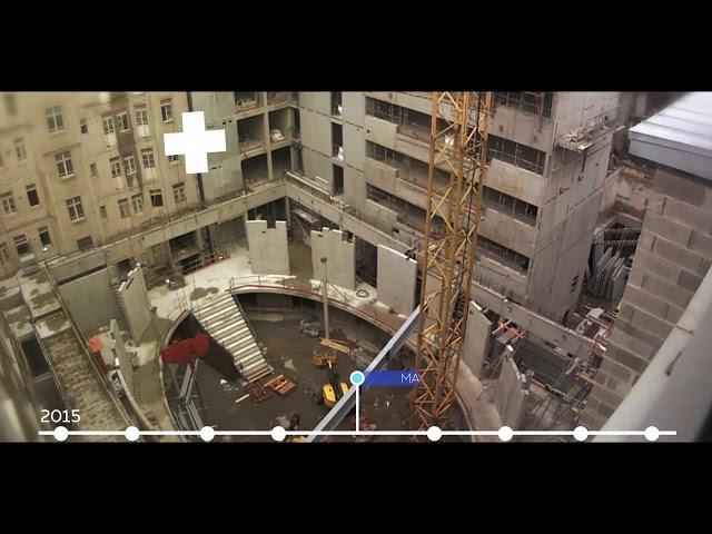 Timelapse BPALC - Suivi de chantier de la premiére phase des travaux