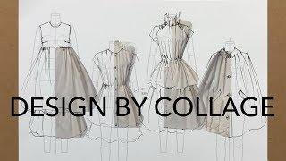 Fashion Design Tutorial: Combining 3D & 2D Elements to Design