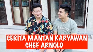 KENAPA ADMIN YOUTUBE MASTERCHEF INDONESIA UPLOAD BERANTAKAN? TANYA CHEF ARNOLD