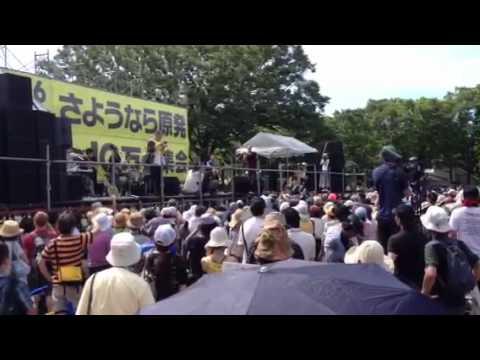 Nonukes2012 Tokyo demo