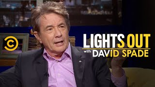 "Martin Short Won't Reveal Who He Helped Get on ""SNL"" - Lights Out with David Spade"