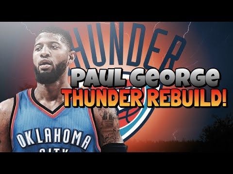 PAUL GEORGE THUNDER REBUILD!!!!!! NEW THREAT IN WC!!