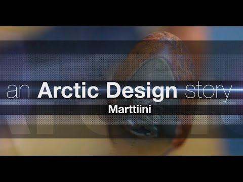 Marttiini Arctic Design Story