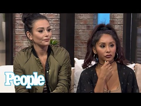 Snooki & Jwoww on a Jersey Shore Revival, Chris Harrison talks Bachelor & More | People NOW | People