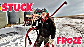 Stuck? Froze? No Matter! We Deliver!