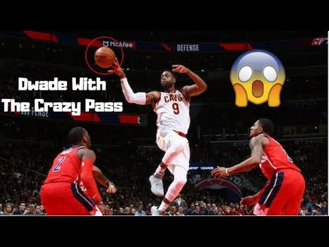 Best Crazy Passes and Assists NBA 2018-2019 Part 1 |NBA Highlights|