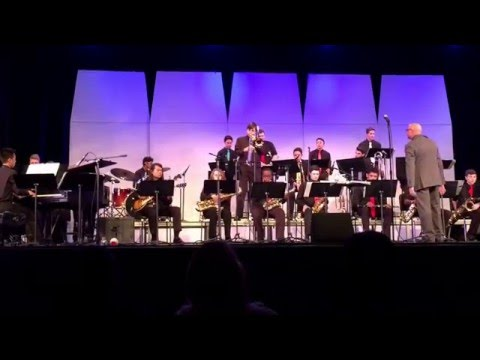 Los Osos High School Jazz Band Casual 101