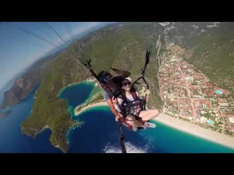 Oludeniz Blue Lagoon, Turkey: Paragliding over literal Dead Sea | Travel Dejavu