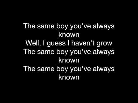 The Same Boy You've Always Known - The White Stripes (lyrics)