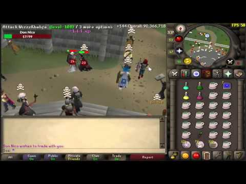 Guthix Rests Abuse (Please Hotfix) ~ OldSchool Runescape 2007
