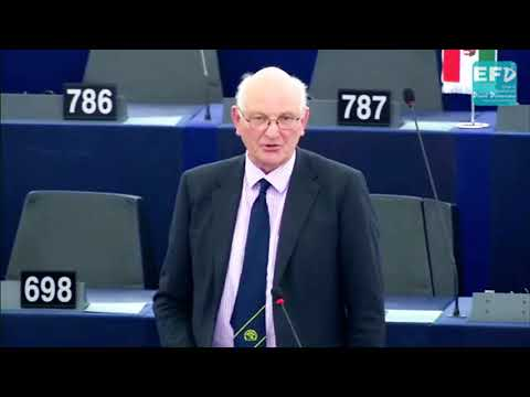 EU legislation on organic farming creates anomalies and contradictions - Stuart Agnew MEP