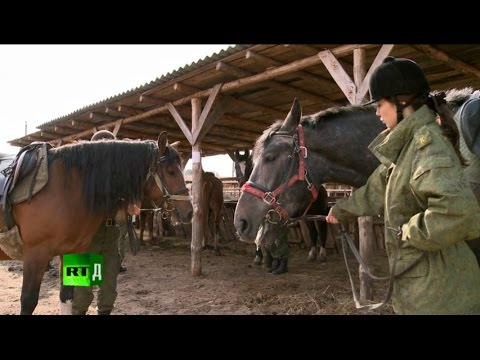 Puppy love and learning to ride horses– Female Battalion Ep.19
