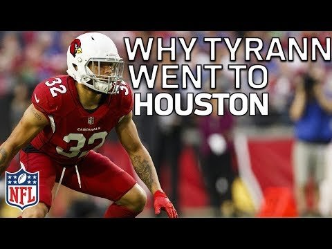 Why Did Tyrann Mathieu Sign With Houston?  NFL