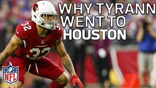 Why Did Tyrann Mathieu Sign With Houston? | NFL