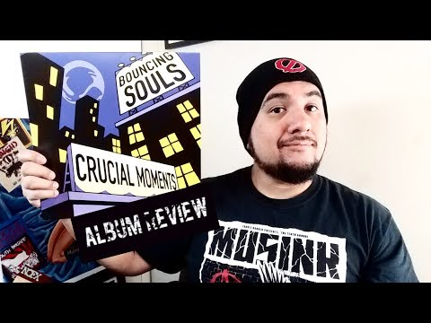 """Album Review- Bouncing Souls """"Crucial Moments"""" EP Mp3"""