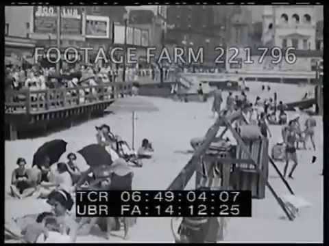 Home Movies: Atlantic City; New England 221796-05 | Footage Farm