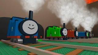 Thomas et ses amis Roblox moteur de train #1