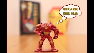 ORIGAMIC IRON MAN