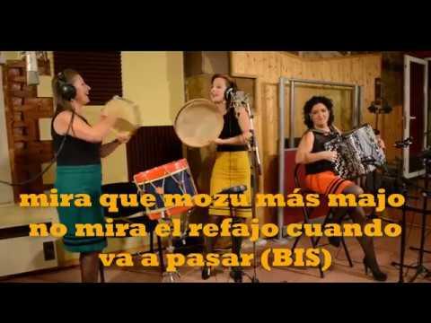 JOTA DEL MOZU de Tente Nublo (Karaoke Oficial)