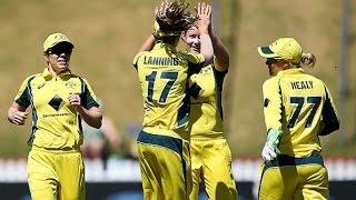 Australia Women win ICC Women's Championship