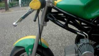 Minibike Puch