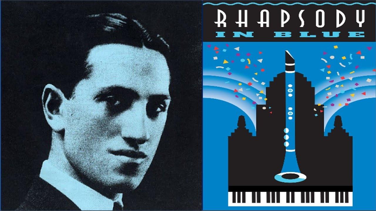rhapsody in blue by george gershwin 1898 1937 score by. Black Bedroom Furniture Sets. Home Design Ideas