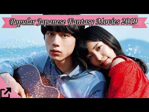 Top 10 Popular Japanese Fantasy Movies 2019