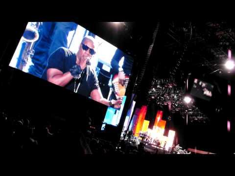 Jay Z 99 Problems  Rick Rubin Shout Out Coachella 2010
