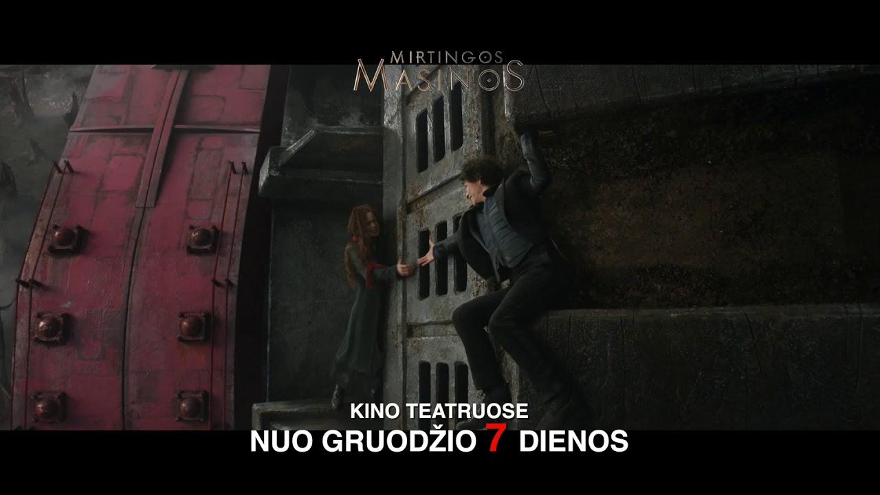 MIRTINGOS MAŠINOS klipas