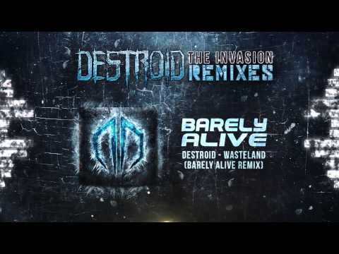 Destroid [Excision, Downlink, Space Laces] - Wasteland (Barely Alive Remix) Official