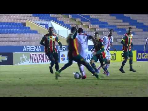Oeste 1 x 0 Sampaio Corrêa - Campeonato Brasileiro  Série B 25 06 2016