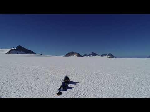 Drone Footage, Juneau Icefield, 2018