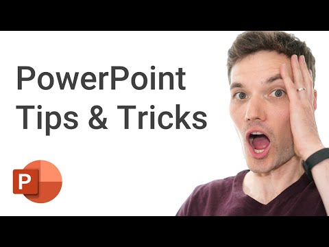 Top 15 Microsoft PowerPoint Tips & Tricks