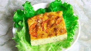 Обалденный Рецепт ЗАПЕКАНКИ из Кабачков под Сыром! Вкуснейшая запеканка из кабачков