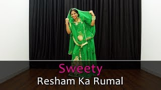 Resham Ka Rumal Song Dance Choreography | Rajasthani Dance | Best Hindi Songs For Dancing Girls