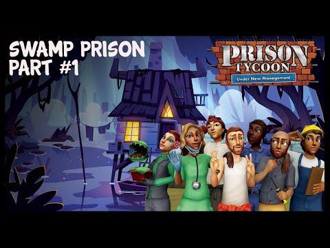 Swamp Prison - Prison Tycoon Under New Management - Prestige Level - 1 Gameplay |