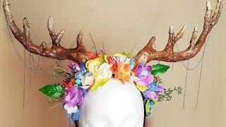 DIY Antler | Headdress