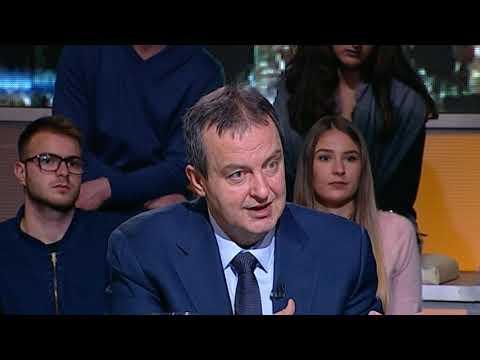 CIRILICA - Ivica Dacic o Sabanu Saulicu - (TV Happy 18.02.2019)