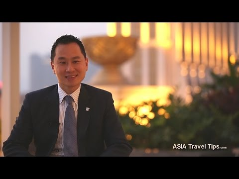 JW Marriott Hotel Macau Interview With General Manager - HD