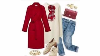 تنسيقات الشتاء - ملابس المحجبات لشتاء 2016 winter hijab inspiration ideas - style my outfits