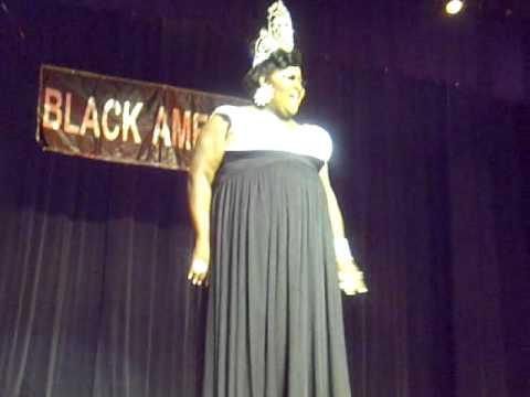 KOFI - MISS BLACK AMERICA PLUS @ NORFOLK BLACK AMERICA