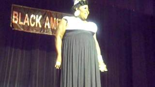 KOFI - MISS BLACK AMERICA PLUS @ NORFOLK BLACK AMERICA