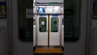 扉開閉+車内放送:西武30000系(LCD17inch化)
