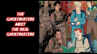 Le Real Ghostbusters Vs The Real Ghostbusters - Ce Vraiment Mauvais
