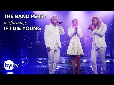 If I Die Young   The Band Perry   Christmas Under The Stars - BYUtv