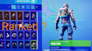 ranking my favourite skin and back bling combos in fortnite - all fortnite back blings ranked