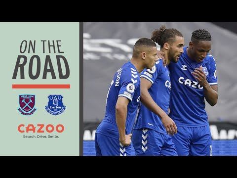 11 AWAY WINS! 🔥 | ON THE ROAD: WEST HAM V EVERTON